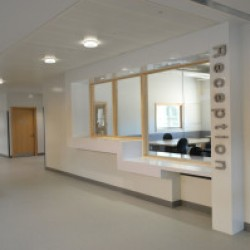 Hospitals/Laboratories Clinics Vinyl Flooring