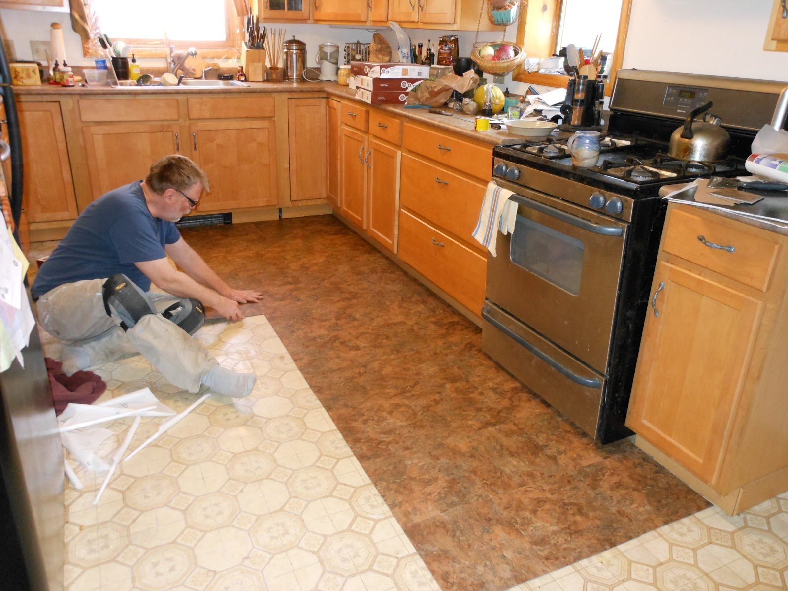 Hardwood Flooring In Kitchen Affordable Kitchen Flooring Options