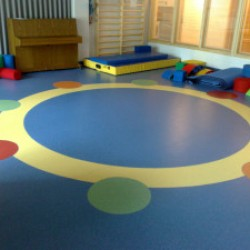 Schools/Nurseries Vinyl Flooring