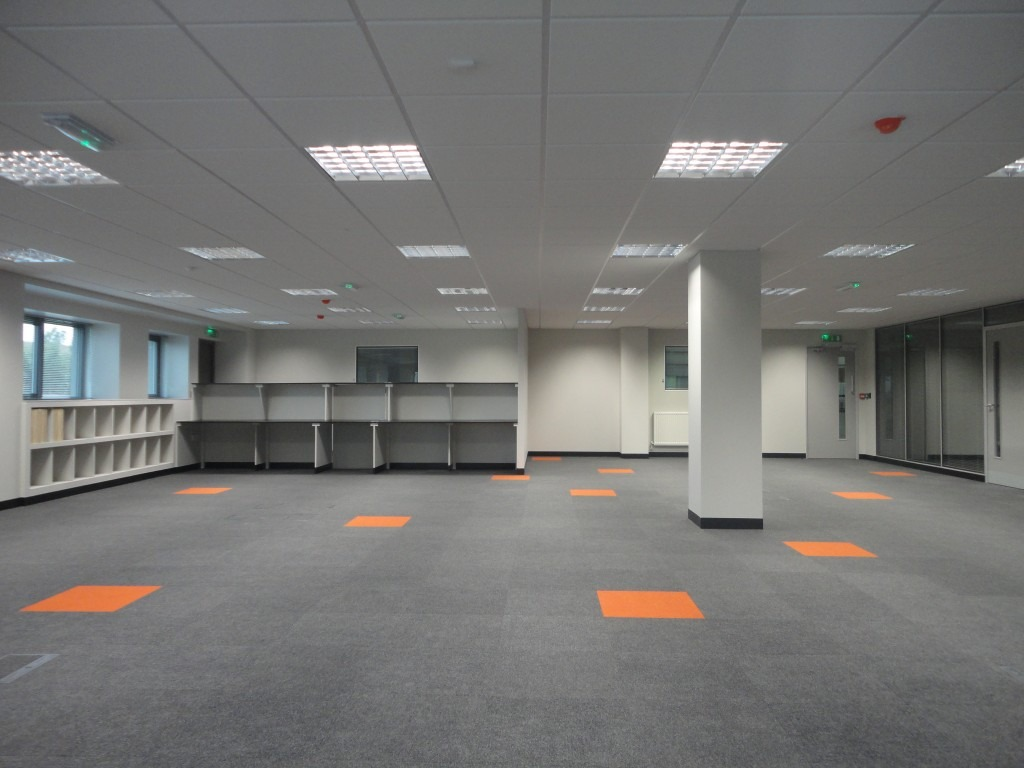 Office Carpet Tiles Installation In Dubai