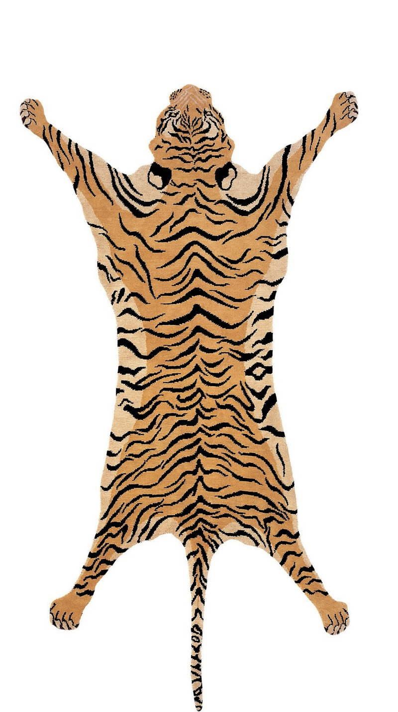 Tiger Rugs Home Decor