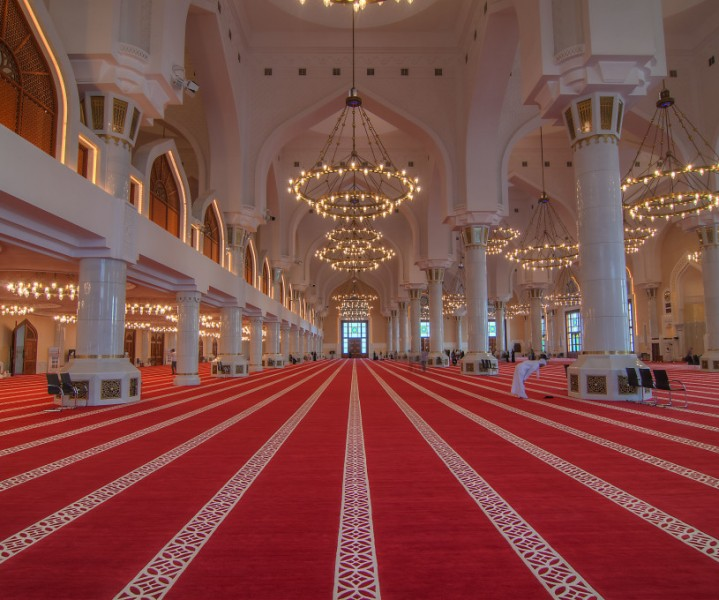 Best high quality Mosque Carpets in dubai & abu dhabi acroos UAE