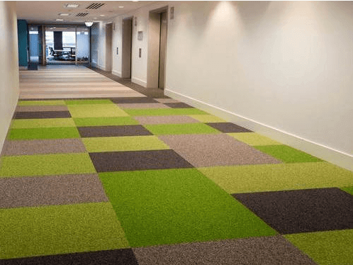 Buy properly workplace carpets tiles in abu dhabi across UAE at best price